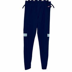 Nike Dri Fit Navy running leggings